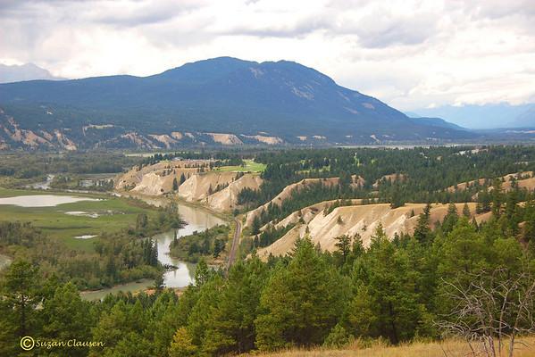 Banff and environs