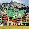 Prince of Wales Hotel - Waterton Lakes