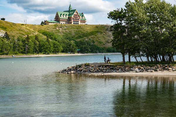 Waterton Lakes - Waterton Lakes National Park