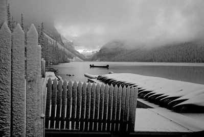 Chateau Lake Louise Boathouse