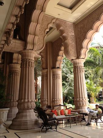 Bangalore and Chennai January 2014