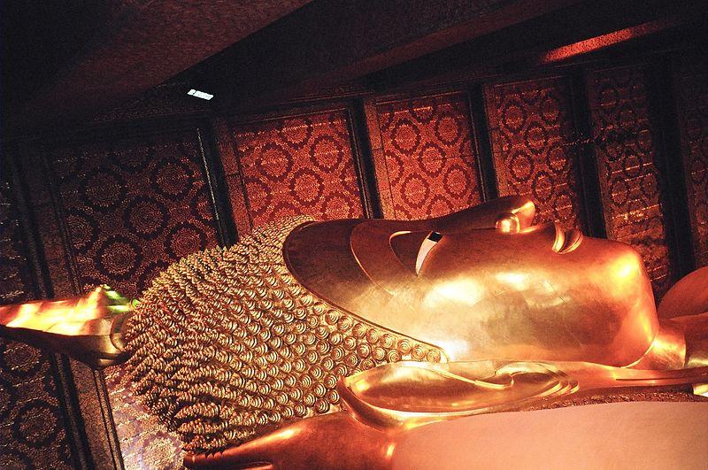 Giant Reclining Buddha, Wat Pho