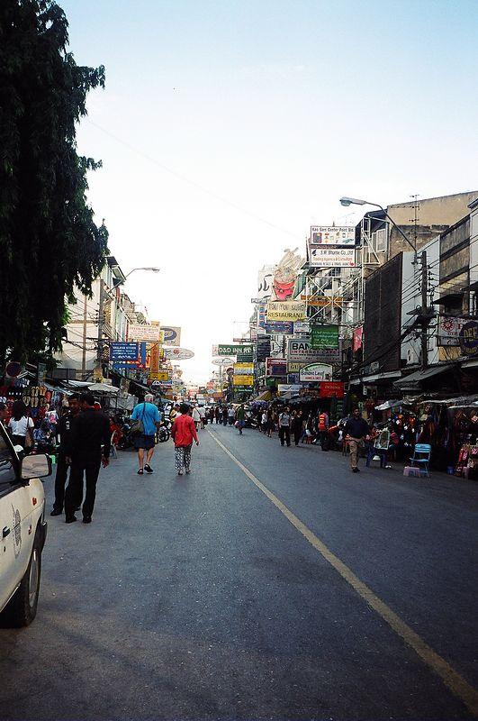 Kho San road