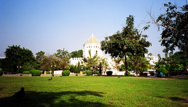 The Fort and Park, Phra-a- thrit Road (Ko San)