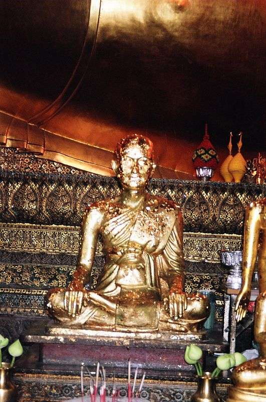 Buddha, Wat Pho
