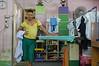 Ironing Katoey - Petchaburi Soi 7