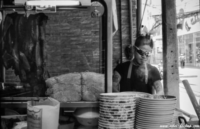 T-Max 100 - cooking our favourite wan-ton mee