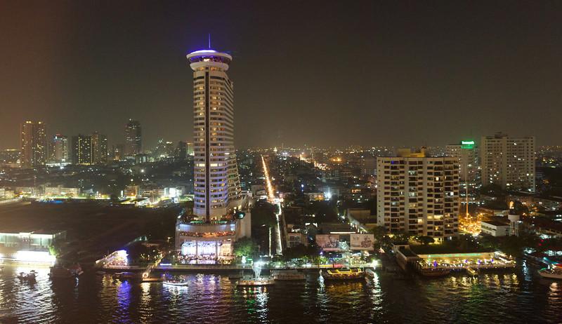 Bangkok night pan