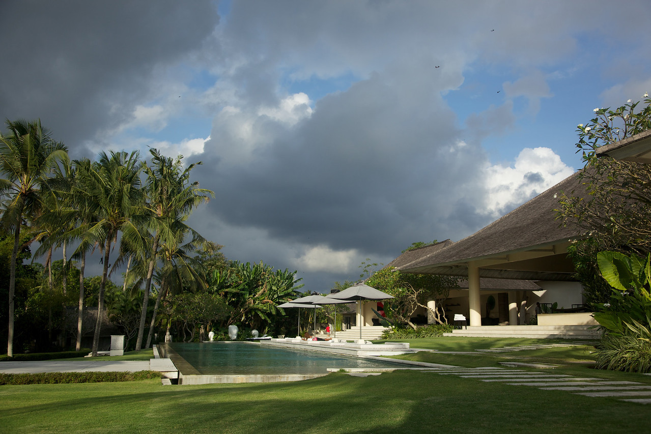Villa Infinity.  Our home for 6 glorious days!