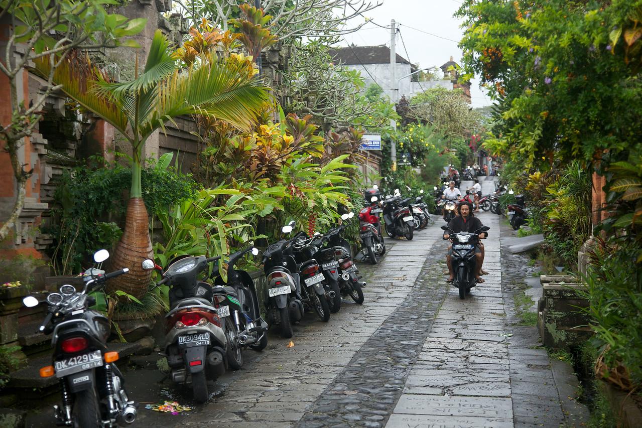 Streets of Ubud, Bali