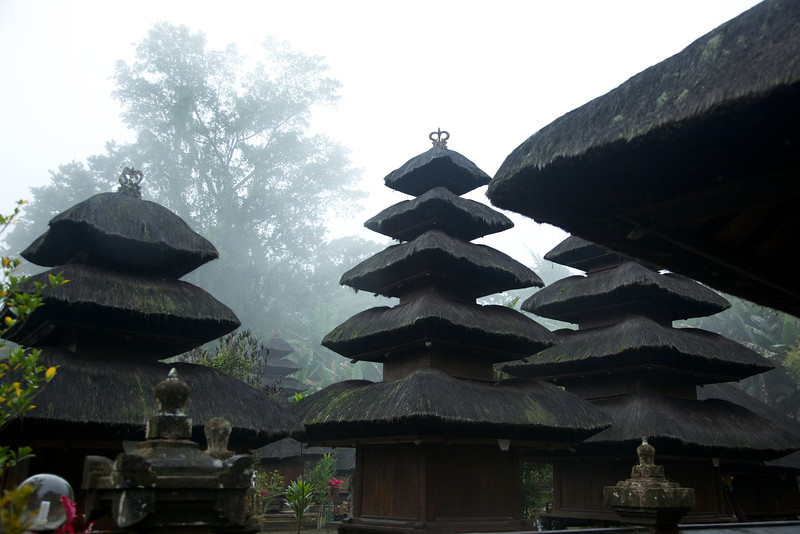 Pura Luhur Batukau - one of Bali's most important temples.