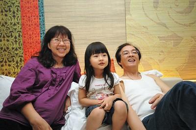 Bangkok Family Trip - February 2010