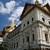 Chakri Maha Prasat, the Royal Palace Hall.