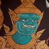 Tosakan, demonic king of Sri Lanka.