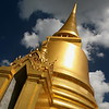 Phra Sri Rattana Chedi.