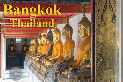 Bangkok, Thailand's capital, is a large city known for ornate shrines and vibrant street life. The boat-filled Chao Phraya River feeds its network of canals, flowing past the Rattanakosin royal district, home to opulent Grand Palace and its sacred Wat Phra Kaew Temple. Nearby is Wat Pho Temple with an enormous reclining Buddha and, on the opposite shore, Wat Arun Temple with its steep steps and Khmer-style spire.