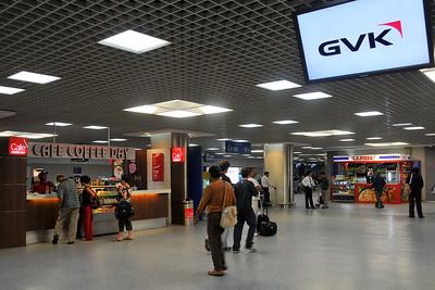 Mumbai International Airport, Mumbai, India