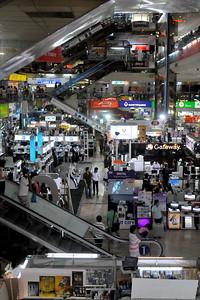 Pantip Plaza, the computer store in Bangkok, Thailand