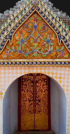 Door at Grand Palace
