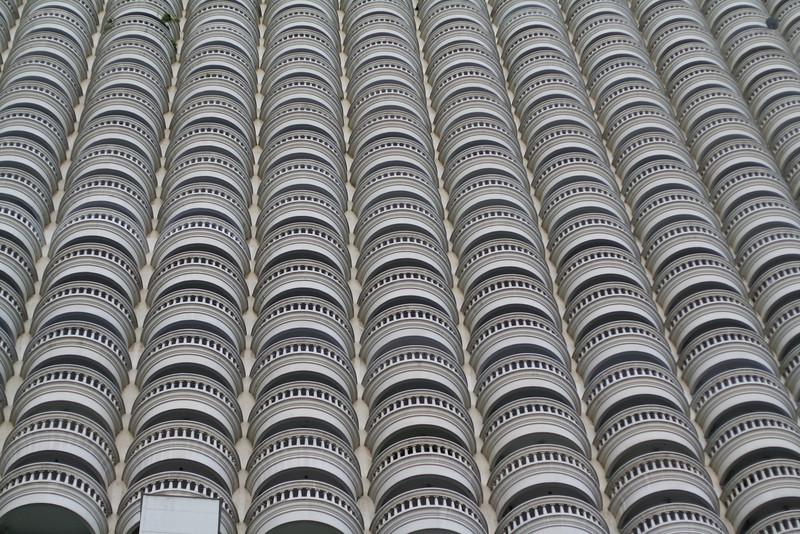 Beaucoup balconies