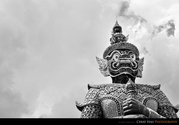 A Thai Statue