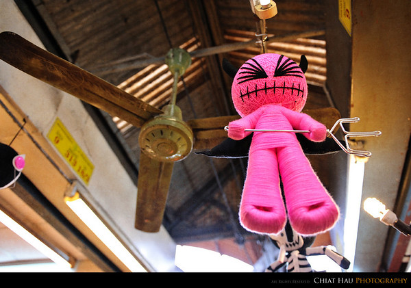 "This sewed statue is cute! (Got hang on the ceiling) :""P"