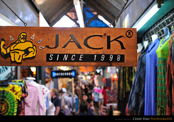 """Yes he is Jack - since 1998. :""""P"""