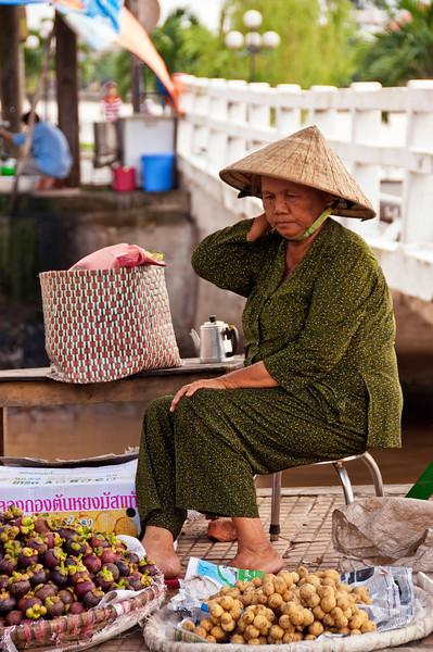 Bangkok, Vietnam, The Mekong and Cambodia