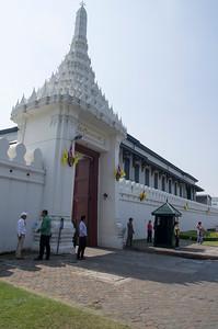 Gate in Royala Palace