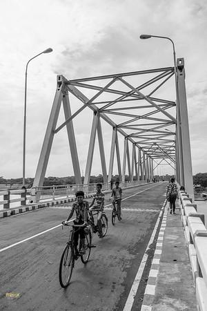 Gopalganj   New bridge that has replaced ferry crossing