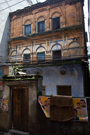 Amazing facade (Old Dhaka, Bangladesh)