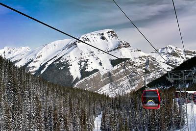 avril 2013  ski