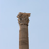 Temple of Zeus Column