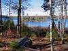 Island in Eagle Lake
