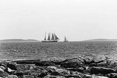 Bar Harbor Maine 1976