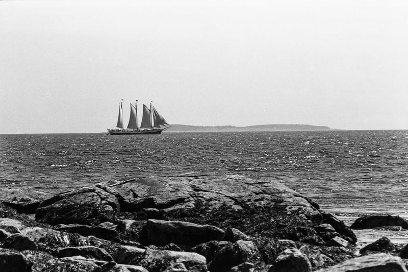 Trip to Bar Harbor Maine with the Yamamoto's