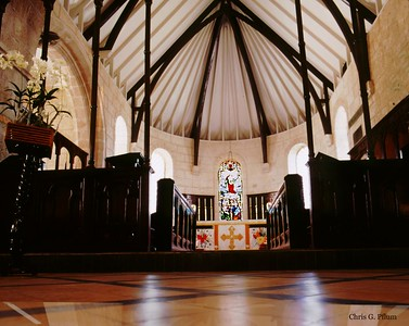 Barbados, West Indies - First Anglican church in the Western Hemisphere.