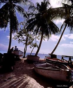 Barbados, West Indies - Boat Builders