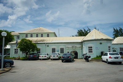 Holetown Police Station