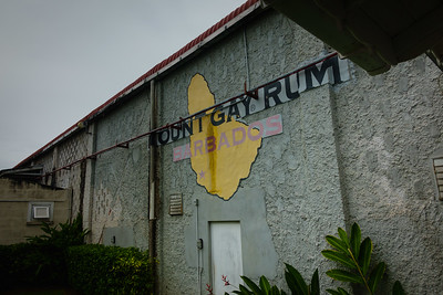 The Mount Gay Distillery