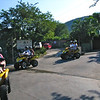 The ATV adventure on St. Barth's.