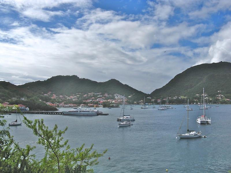 Iles des Saintes, French West Indies