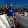 "One of several pictures taken for Sanjay Parekh, who gave me the ""I'm On A Boat"" T-shirt"