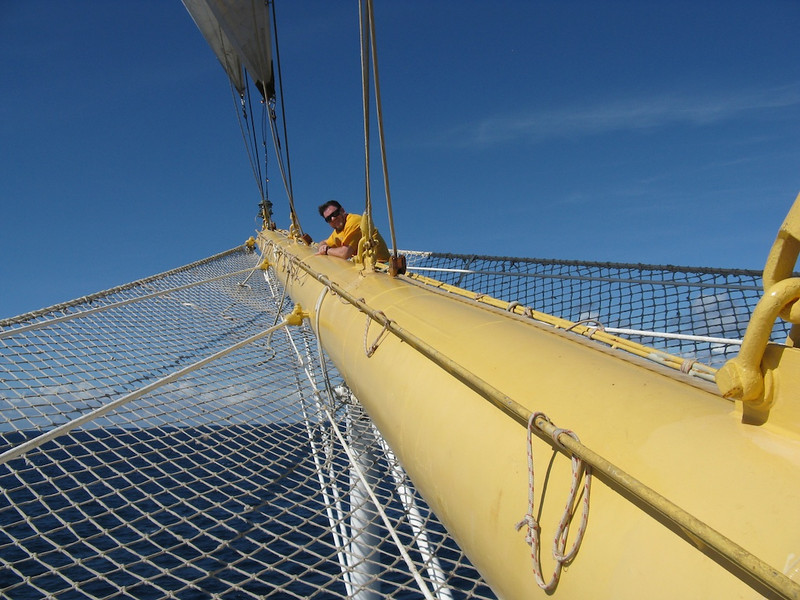 Bowsprit of the Royal Clipper
