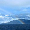 Rainbow off Antigua