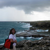Rough weather on the north end of Barbados