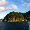 """Mini Sugarloaf"" on Iles des Saintes, French West Indies"