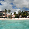 Accra Hotel on Rockley Beach in Barbados