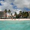 Accra Hotel on Rockley Beach in Barbados