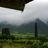 Abandoned sugar mills on St. Kitts.